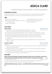 Pr Resume Examples | Free Resume Examples For All Professions Resume Builder With